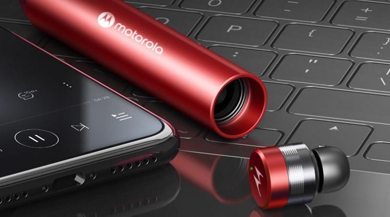 Motorola Verver Buds 300 TWS - Box Open