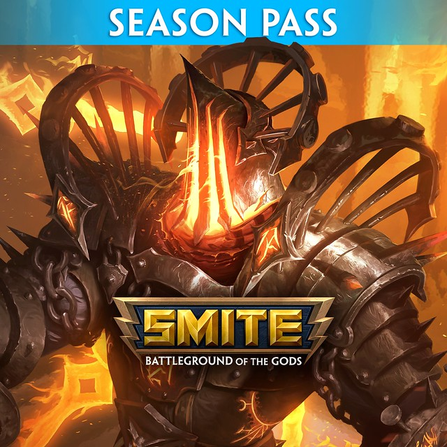 Thumbnail of SMITE Season Pass 2020 on PS4