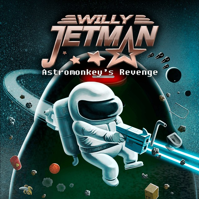 Thumbnail of Willy Jetman: Astromonkey's Revenge on PS4