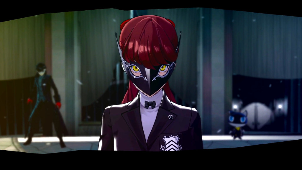 Persona 5 Royal on PS4