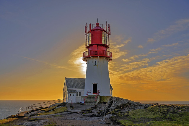 Lindesnes lighthous