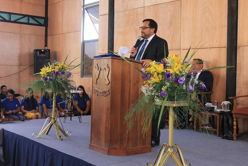 IMPCH Hualqui recibe la visita de IMPCH Chiguayante