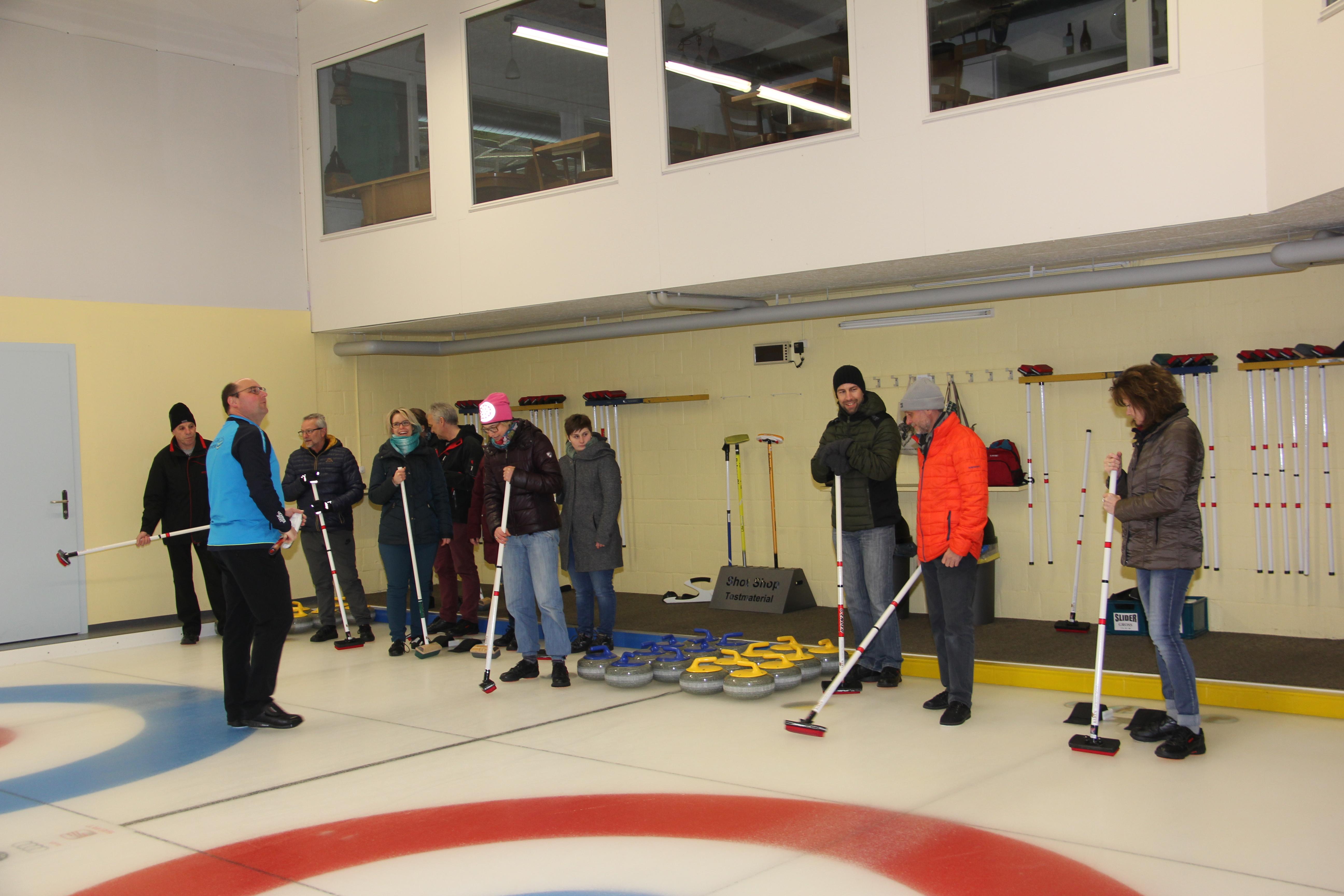 Curling 2020