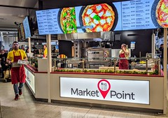 Market Point at Manchester Arndale