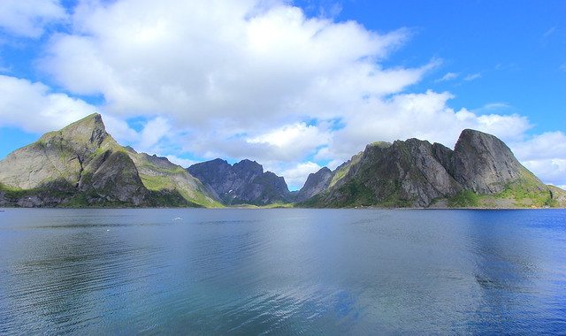 The Great Wall of the Lofoten