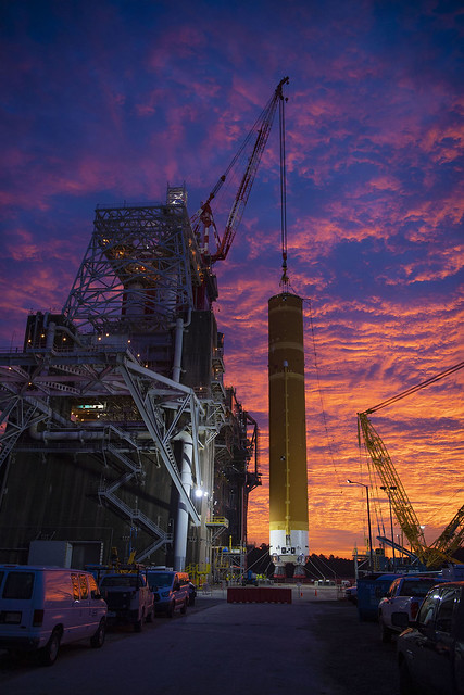 NASA Artemis Program and Stennis Space Center Set the Stage for Testing in 2020