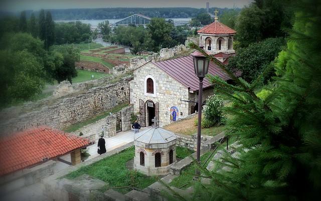 Crkva Svete Petke / St. Petka`s Church, Belgrade, Serbia