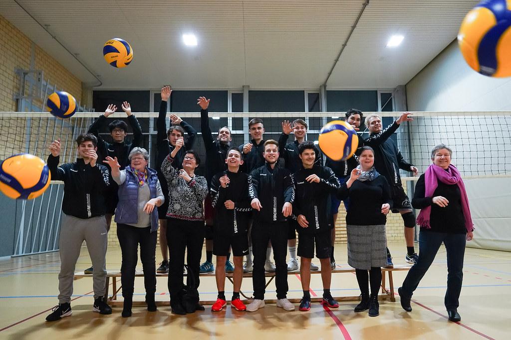 Trainerübergabe GFM Juniorien U23