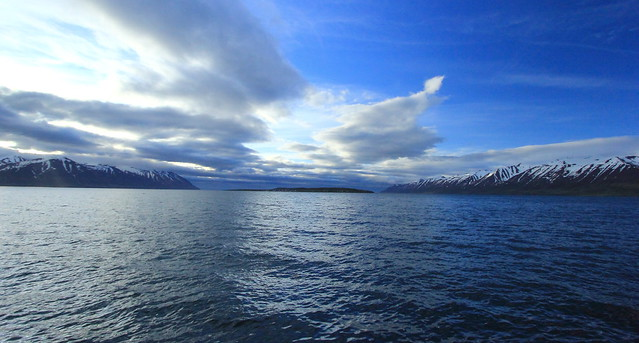 In Between Ranges, Floating Island