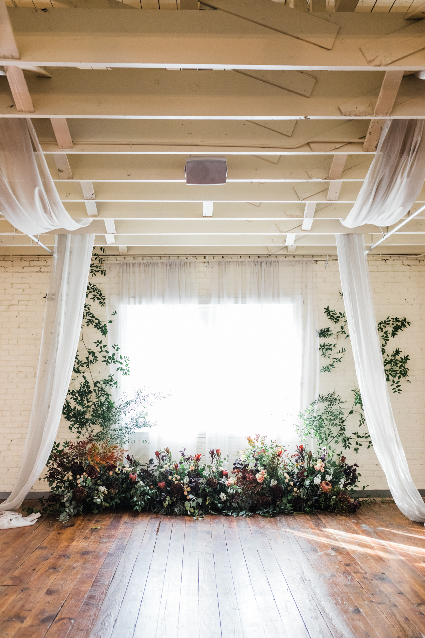 Brik Venue Wedding
