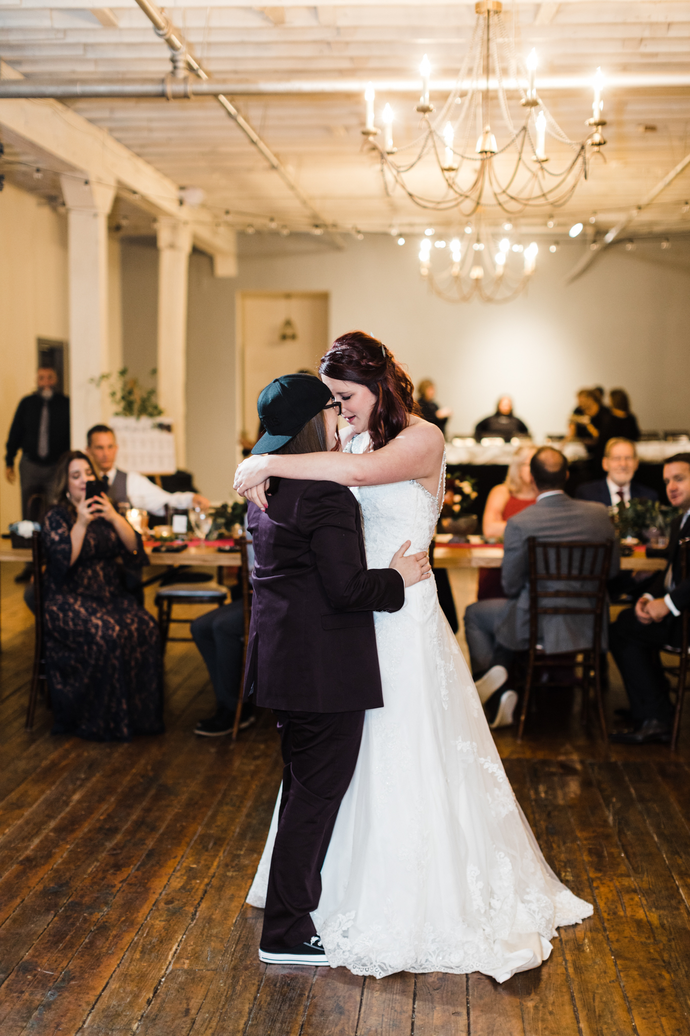 Brik Venue LGBTQ Wedding