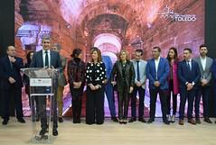 Álvaro Gutiérrez y diputados provinciales 24012020
