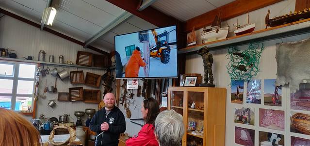 Iceland - Snaefellsnes Shark Museum