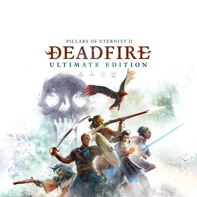 Thumbnail of Pillars of Eternity II: Deadfire - Ultimate Edition on PS4