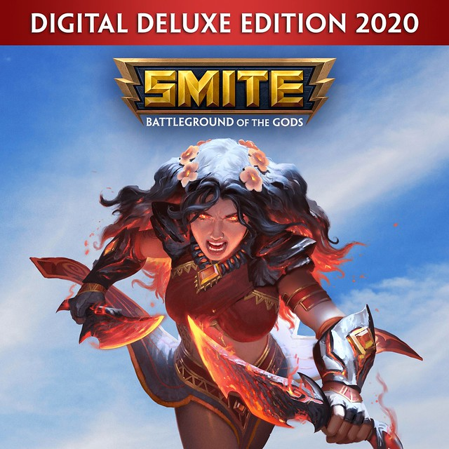 Thumbnail of SMITE Digital Deluxe Edition 2020 on PS4