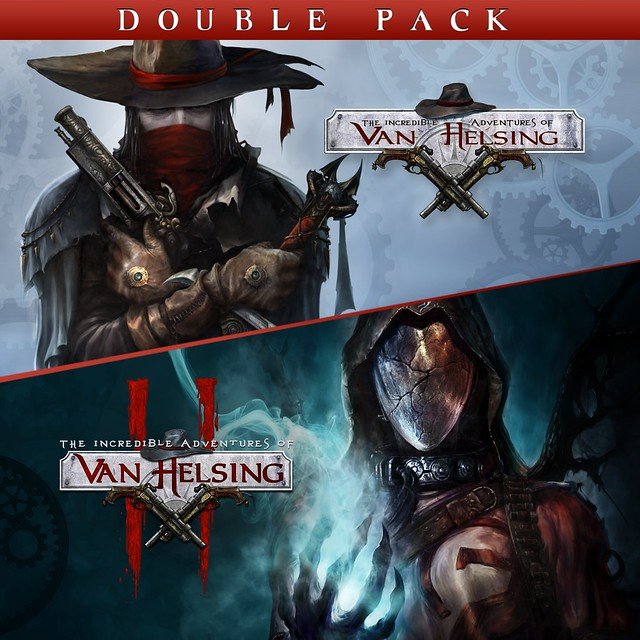 Thumbnail of VAN HELSING: DOUBLE PACK on PS4