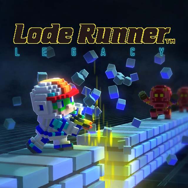 Thumbnail of Lode Runner Legacy on PS4