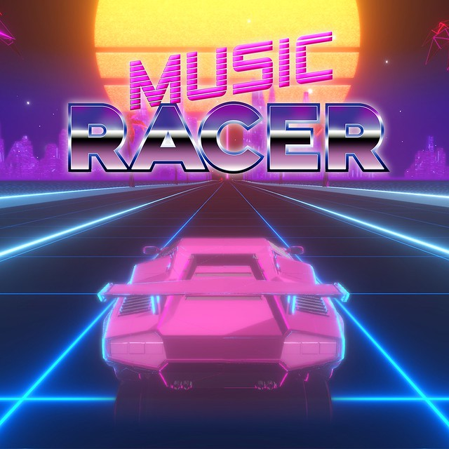 Thumbnail of Music Racer on PS4