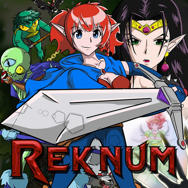 Thumbnail of Reknum on PS4