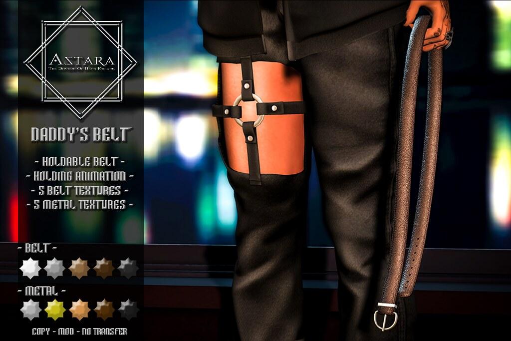 Astara – Daddy's Belt