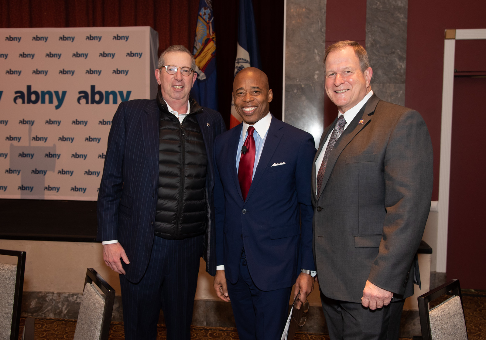 01.22.20 - Power Breakfast with Brooklyn Borough President Adams
