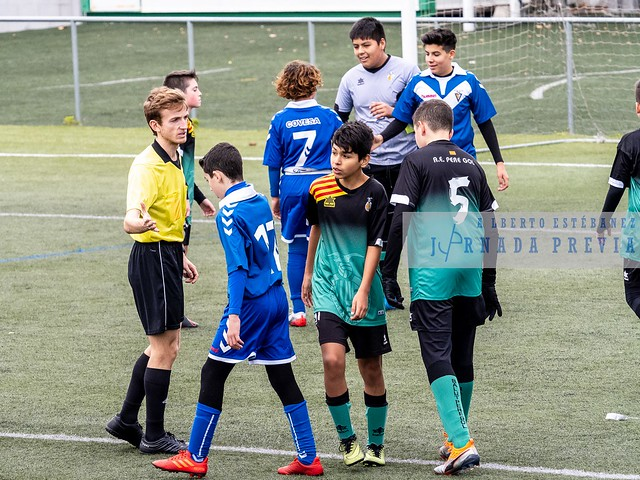 Infantil A Pere Gol - FF Badalona D