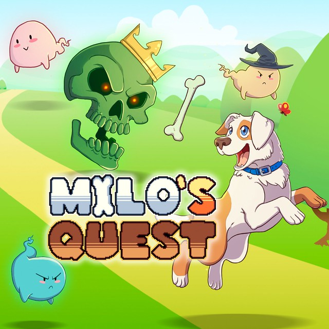 Thumbnail of Milo's Quest on PS4