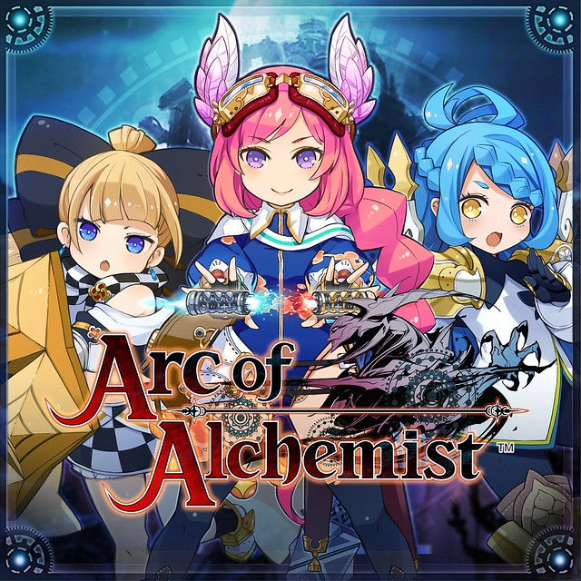 Thumbnail of Arc of Alchemist on PS4