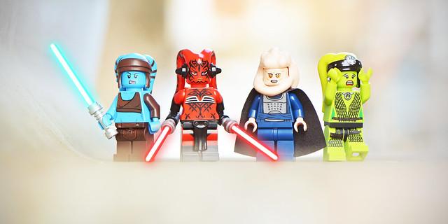 LEGO Star Wars Twi'lek Figbarf