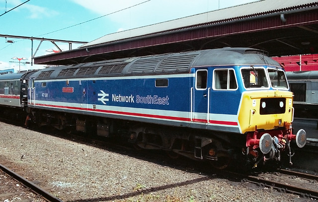 47581 Great Eastern, Brush/BR Class 47