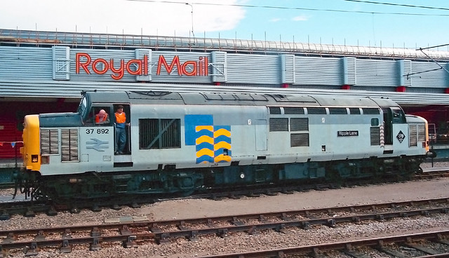 37892 Ripple Lane, EE Class 37