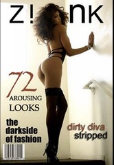 Angela Taylor ZINK Covermodel