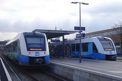 Nordhorn: Bahnhof