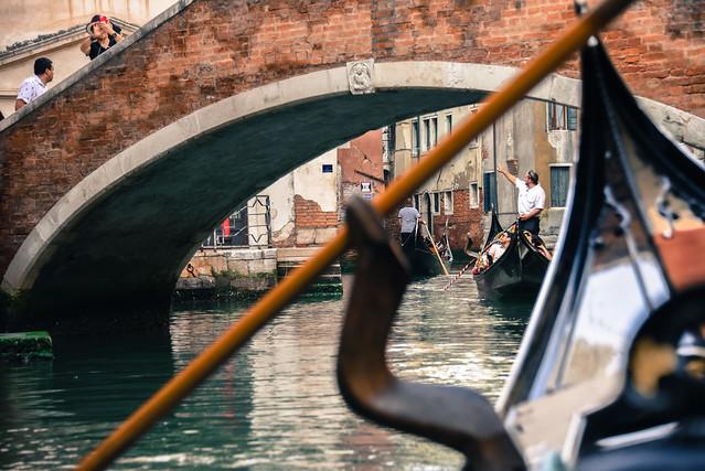 Venice #22 la gondola 2