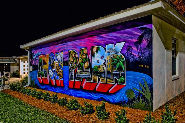 City of Avon Park, Highlands County, Florida, USA