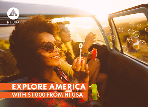 HI USA Accepting Applications for Explore America Travel Scholarships