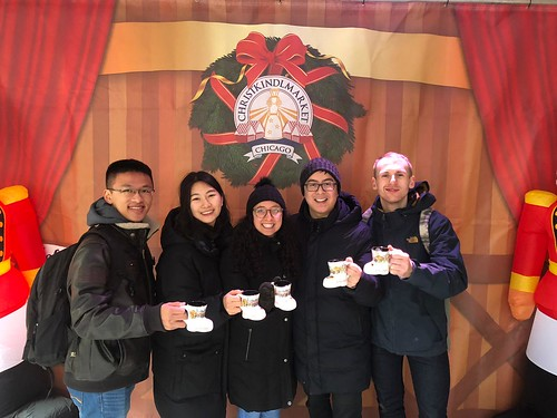 Christkindlmarket with Samantha Perlman, Boston to Chicago. From HI USA Accepting Applications for Explore America Travel Scholarships