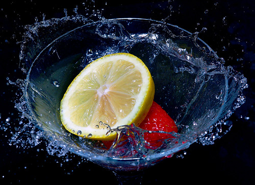 Strawberry & Lemon