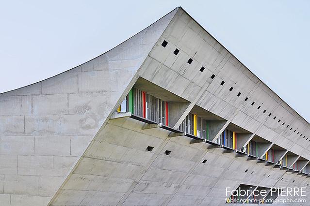Rhône-Alpes (France) Le Corbusier