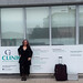 20180903 1114 - Claire's FFS - 05 - Claire - arrival at 2Pass Clinic - (by Carolyn) - 57141125