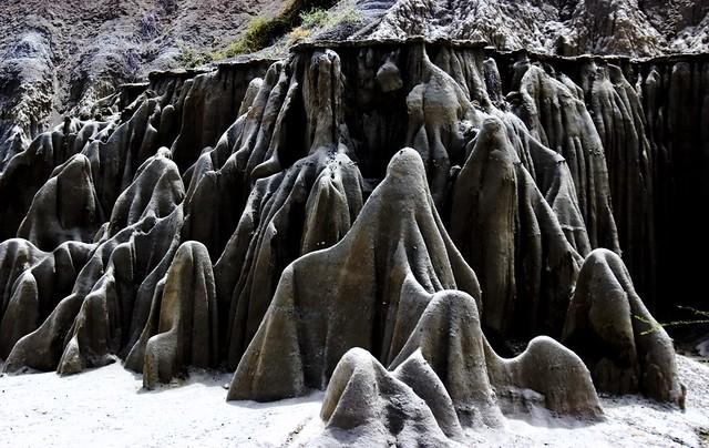 Valle de los fantasmas, Ghost vale, Desierto de la Tatacoa