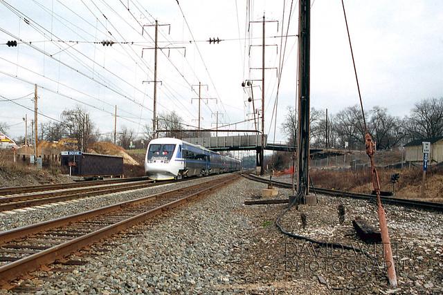 Passing Tilt Train