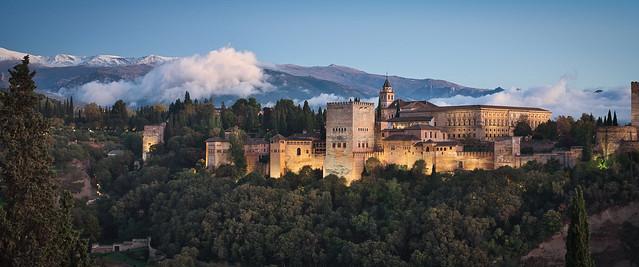 Alhambra & Sunset