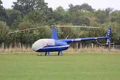 G-ODHB Robinson R44 [10985] Sywell 300819