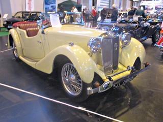 374 MG VA 4 seater Charlesworth Tourer (1937)