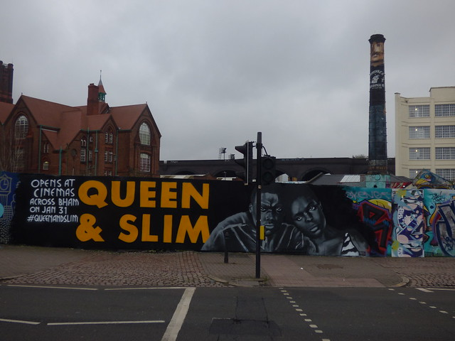 Queen & Slim - Custard Factory, Digbeth