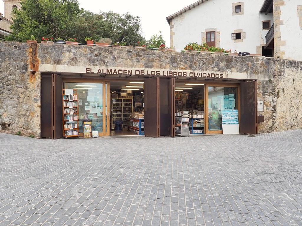 20190819 (91) El almacén de los libros olvidados, Isla
