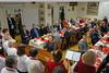Jahresempfang in Anwesenheit des Oberbürgermeisters sowie mehrerer Gemeinderäte