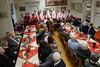 Der Chor der Banater Schwaben Karlsruhe sang das Trinklied aus der Oper La Traviata (Giuseppe Verdi)