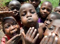 African Children Uganda